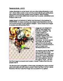 graphics a personal study a level art design marked by  page 1 zoom in