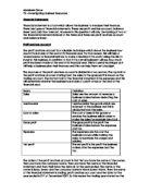 financial accounting essays