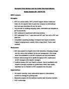 Strategies between kfc and mcdonald in china marketing essay