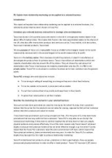 Fashion Marketing and Business Management - BA (Hons)