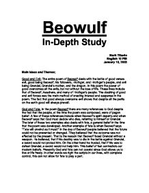 pagan and christian influences in beowulf essay