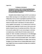 A true hero essay