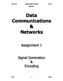 data communications and neetworks essay Breaking news and in-depth analysis of the headlines, as well as commentary  and informed perspectives from the rachel maddow show, morning joe & more.