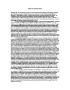 discuss and explain the plot and sub plot essay