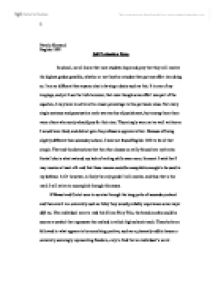Self Evaluation Essay Co Self Evaluation Essay