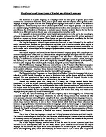 Research Paper Essay Page   How To Write A Proposal Essay Outline also Example Of Essay Proposal The Growth And Importance Of English As A Global Language  A  Photosynthesis Essay