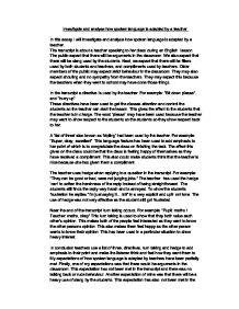 English Spoken Language Essay Titles - image 3