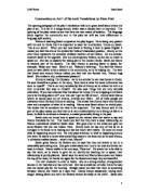 Brian friel translations essay