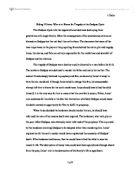 oedipus the king hubris essay