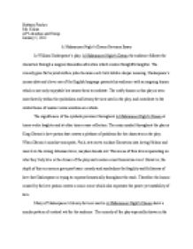 Proposal Essay Topics Page  Zoom In English As A Second Language Essay also Learning English Essay Example A Midsummer Nights Dream Revision Essay  Alevel English  Marked  Science Essay Questions