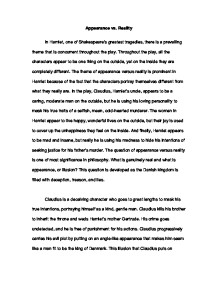 Examples Of Thesis Statements For Essays Page  Zoom In Cause And Effect Essay Thesis also Essay Of Newspaper Appearance Vs Reality In Hamlet  Alevel English  Marked By  Paper Essay