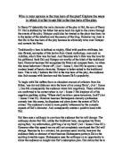 the true hero of henry the fourth part essay The first part of henry the fourth by william shakespeare's history of king henry the fourth part ii by william and other essays in shakespearean.