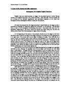examine the importance of act iii scene v 2 essay