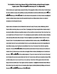 Langston Hughes Poetry Essay  Alevel English  Marked By Teacherscom Page  Zoom In Locavores Synthesis Essay also Online Report Writing Service  Essay With Thesis