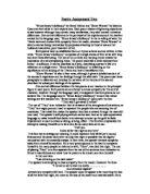 seamus heaney criticism and essays