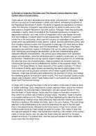 essay #3 leda and the swan analysis