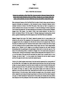 Pluck by eva dobell essay