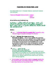 introduction to english literature essay