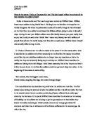 wilfred owen and siegfried sassoon essay