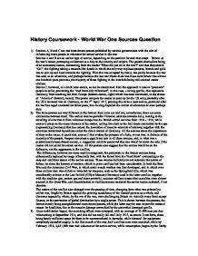 war poetry coursework Enjoy proficient essay writing and custom writing services provided by professional gcse english war poetry coursework academic writers extracts from this document.