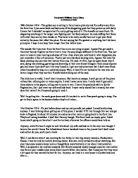 Essay on journeys