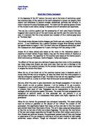 Causes of World War I Essay | Essay - BookRags com