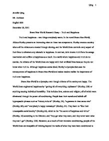 how to write a strong personal brave new world essay topics essay examples essay on brave new world essays on brave new world also discover topics titles outlines thesis statements