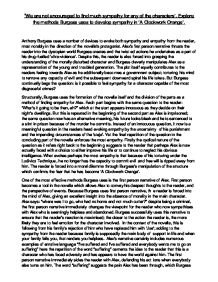 a clockwork orange essay assignment the Struggling with an assignment learn the basics with our essay writing guide learn more comparative essay: 1984 and a clockwork orange both nineteen eighty four and a clockwork orange are novels set in a future dystopian society where government regime is an ever present.
