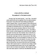 Me myself and i english essay
