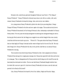 betrayal is the central theme portrayed throughout katherine anne page 1 zoom in