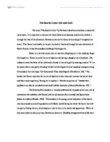 puritans essay thesis
