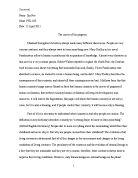 Feminist criticism essay examples