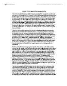 Interdependence essay
