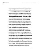 globalization affects lives in developed countries essay