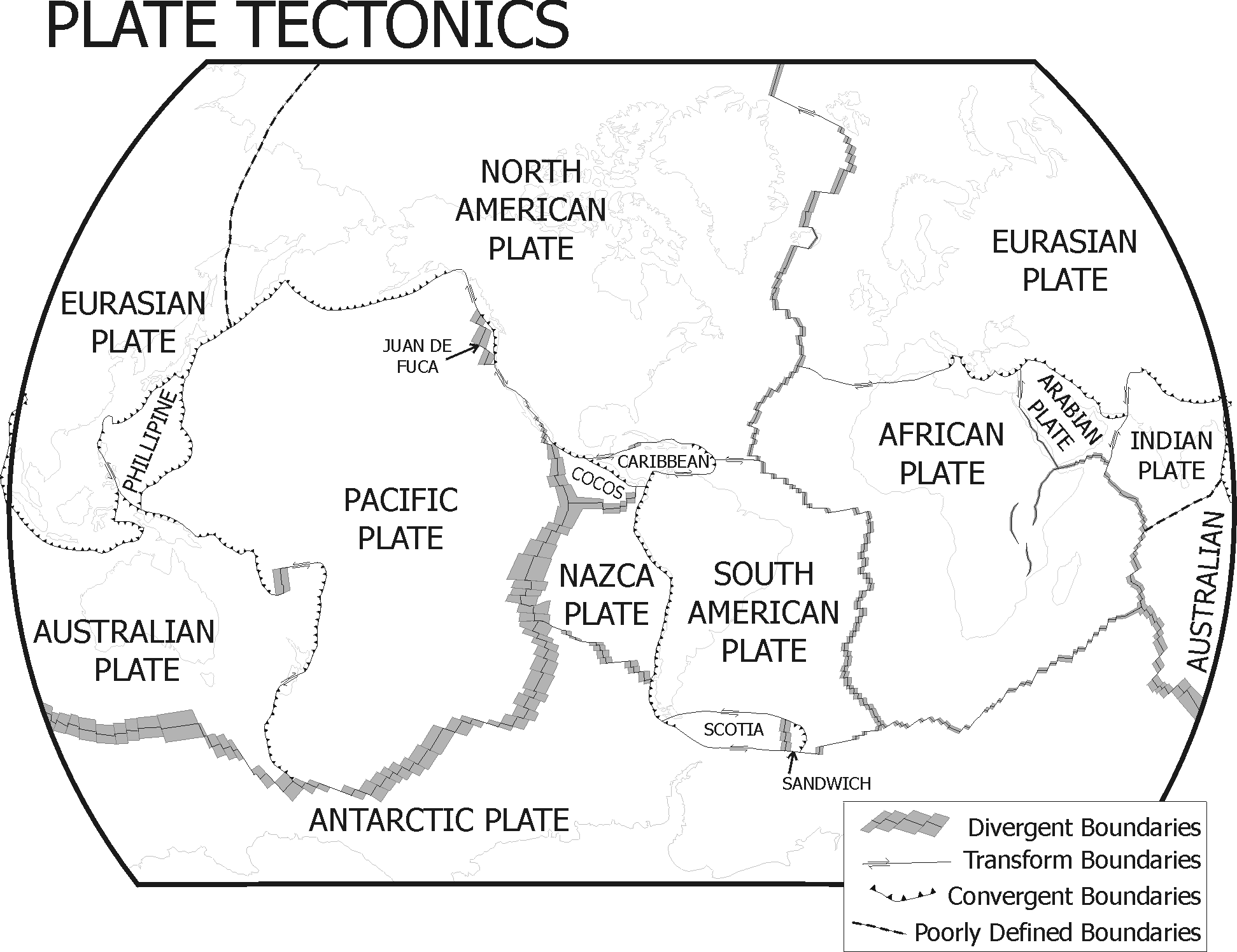 plate tectonics essay paper Reflection paper cweaver 030514 - free download as word doc (doc / docx),  pdf  next, i reviewed our textbook to re-familiarize myself with plate tectonics.