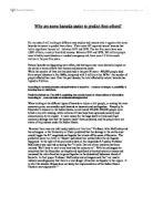 Gay marriage essay arguments