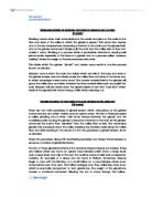 bradshaw model essay Applying bradshaws model of river characteristics to the barranco del rio, tenerife with the focus on the impact of landslides - essay example.