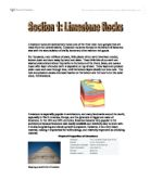 dovedale - limestone rocks essay 15th oct 03science essay-the limestone industry  calcium oxide and their  compound aggregates are sedimentary rocks compressed slightly into harder.