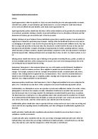 anti discrimination legislation essay Anti-discrimination laws related to employment bus 670 legal environment february 17, 2014 anti-discrimination laws related to employment an important task that leaders face is attracting and recruiting employees that are top level performers.
