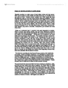 Argumentative essay banning smoking public places - Carte Grise ...