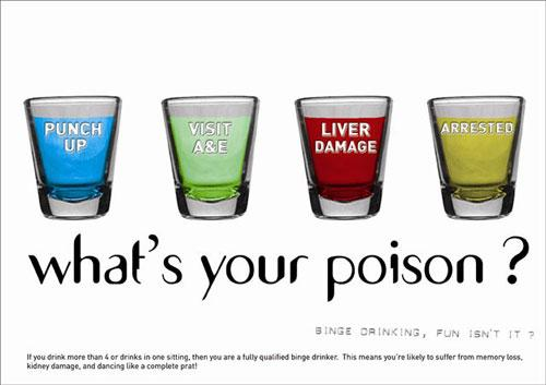 binge drinking a level healthcare marked by teachers com this is an image i found on google images this image shows that binge drinking is a poison it gives a clear message to all groups of people