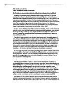 discuss the nature nurture debate in relation to individual development m1