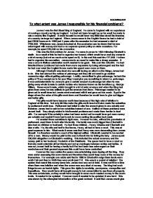 essay england monarchy