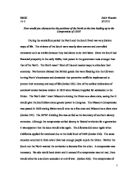 Important Of English Language Essay Us History How Would You Characterize The Positions Of The North At The  Time  The Yellow Wallpaper Essay also Argumentative Essay Examples High School Missouri Compromise   Alevel History  Marked By Teacherscom Essay Papers