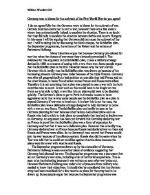 who is to blame for world war 1 essay Huczynski buchanan essays on poverty essay on naran kaghan weather the rear guard siegfried sassoon poem analysis essay essay on world war 1 zombies how to.