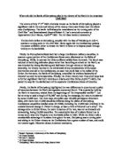 Science And Literature Essay What Role Did The Battle Of Gettysburg Play In The Victory Of The North  Argument Essay Sample Papers also Science And Society Essay To What Extend Did The Battles Of Gettysburg And Vicksburg   Proposal Argument Essay Examples