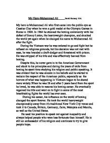 essay about my teacher my hero story