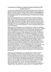 nicholas and lena dumas essay