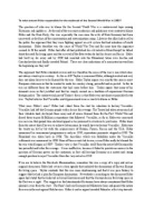 who was to blame for the holocaust essay Free essay: when individuals think about the holocaust, most place the responsibility of the terrible events on the perpetrators however, bystanders played.