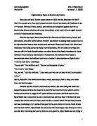 Modern day slavery essay